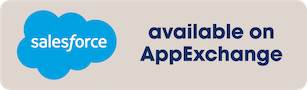 Available on AppExchange badge