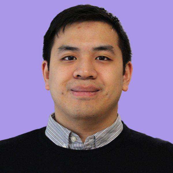 David Bautista headshot, Director of Product