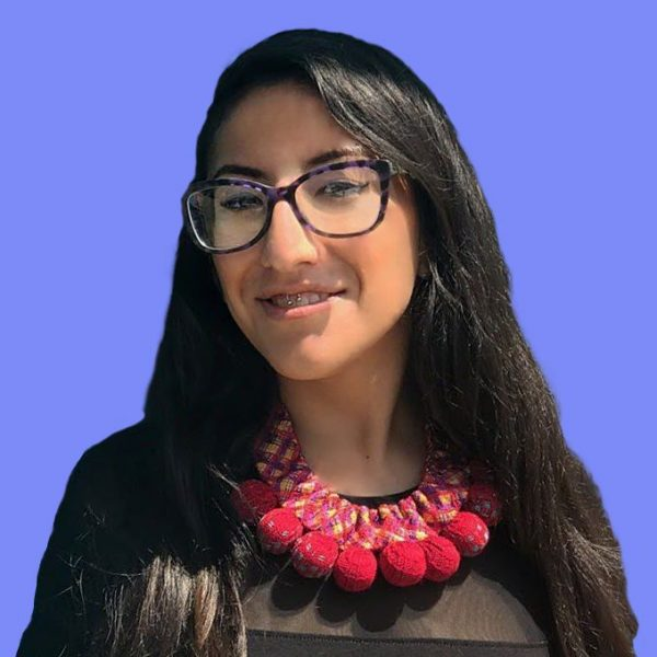 Emma Cordova, Manager of Policy and Data