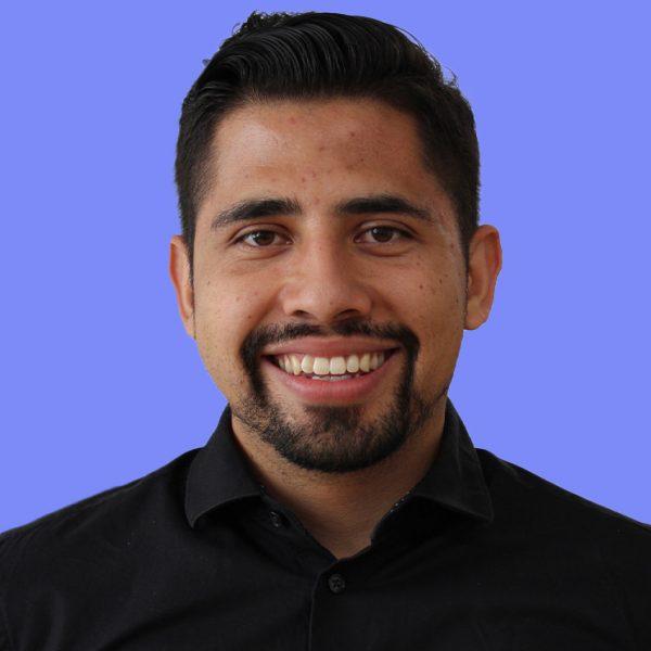 Raul De La O headshot, Justin DeBrosse headshot, Manager of Service Delivery