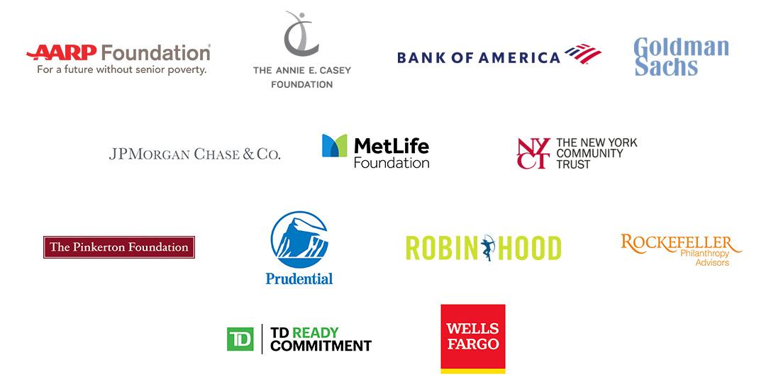 Change Machine funder logos