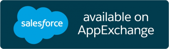 salesforce available appexchange badge